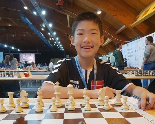 Nordic Youth Chess Championship 2019