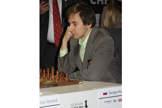 Karjakin vandt Norway Chess